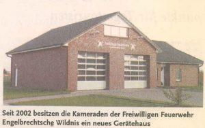 Feuerwehr-Gebäude Engelbrechtsche Wildnis